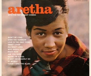album, aretha, and aretha franklin image