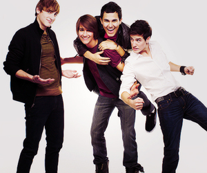 big time rush, boy band, and kendall schmidt image