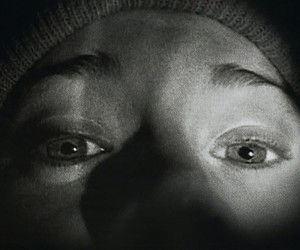 horror, scary, and the blair witch project image