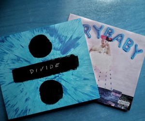 cry baby, divide, and grunge image