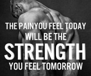 fitness, fit, and pain image
