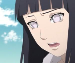 anime, naruto, and hinata hyuuga image