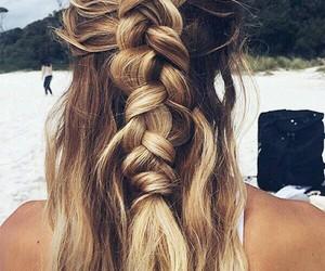 braided hair image