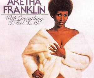 album, aretha franklin, and music image