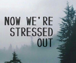 twenty one pilots, stressed out, and wallpaper image