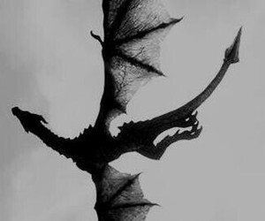 aesthetic, black, and morgana pendragon image