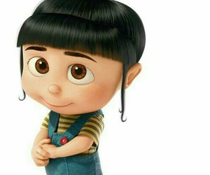 agnes, article, and minions image