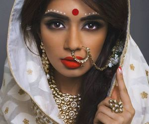 beautiful, indian girl, and masterpiece image