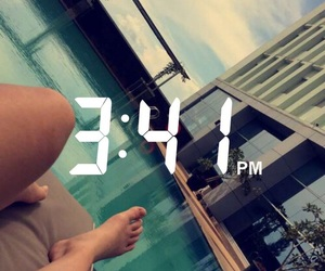 day, pool, and snap image