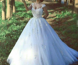 dress, dreams, and casamento image