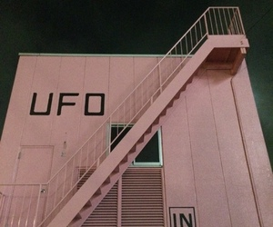 pink and ufo image