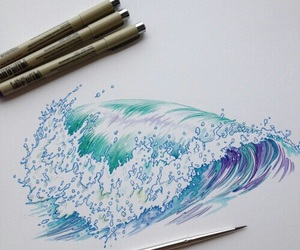 art, nature, and draw image