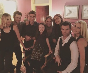 The Originals, phoebe tonkin, and claire holt image
