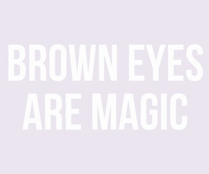 brown and magic image