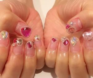 nail and ネイル image