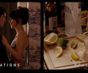 500 Days of Summer, expectations, and drink image