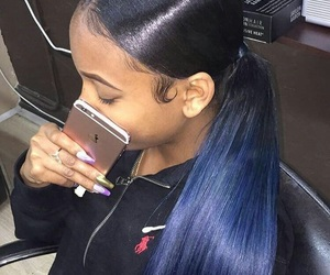 hair, edges, and nails image