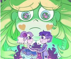 marco diaz, star butterfly, and starvstheforcesofevil image