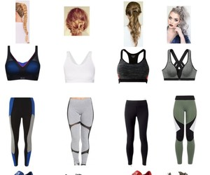 clothes, music, and sport image