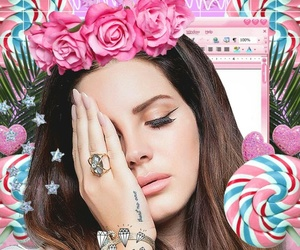 lana del rey, wallpaper, and background image