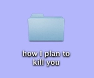 kill, grunge, and plan image