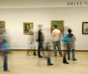 amarillo, art, and museo image