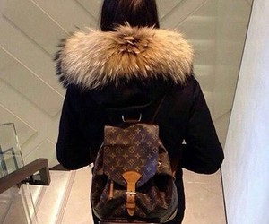 luxury, Louis Vuitton, and bag image