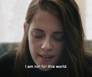 kristen stewart, movies, and sad image