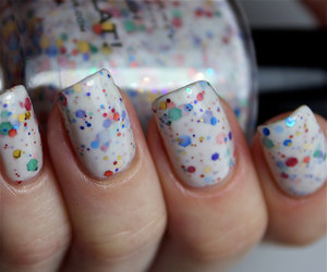 beauty, etsy, and nail lacquer image