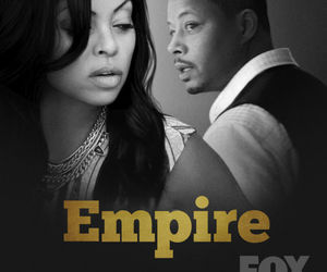 empire, cookie lyon, and lucious lyon image