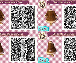 Image of: Clothes Animal Crossing Qr Codes And Acnl Image We Heart It 95 Images About Acnl Qr Codes゚ On We Heart It See More About