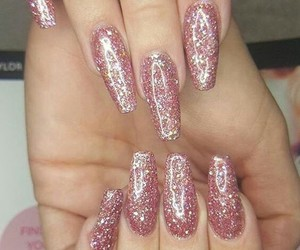 beautiful, chic, and nails image