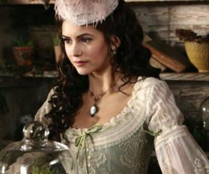 Nina Dobrev, katerina petrova, and the vampire diaries image