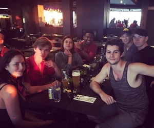 cast, teen wolf, and will poulter image