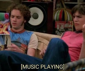 hyde, kelso, and that 70s show image