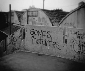 frase and somos instantes image