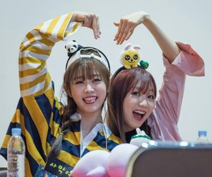 girlgroup, sujeong, and jisoo image