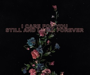 flowers, aesthetic, and quotes image