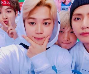 jin, jungkook, and bts image