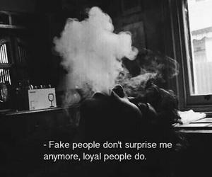 quotes, grunge, and smoke image