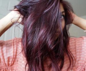 hair and hair colour image