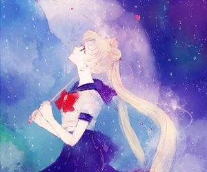 sailor moon and anime image