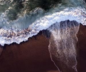 theme, ocean, and beach image