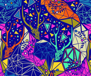 background, geometric, and geometry image