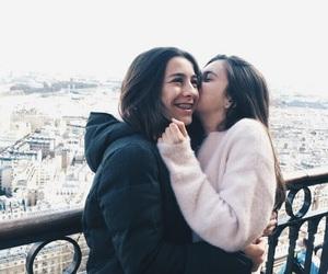 best friends, la vie en rose, and parís image