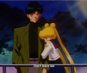 90s, sailor moon, and love image