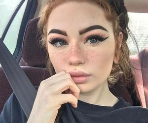 beauty, hair, and kayyfiree image