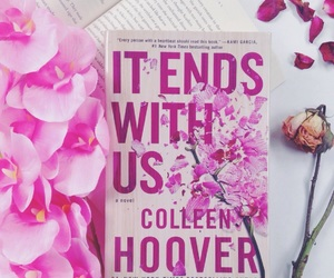 bibliophile, colleen hoover, and it ends with us image