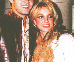 2001, britney spears, and justin timberlake image