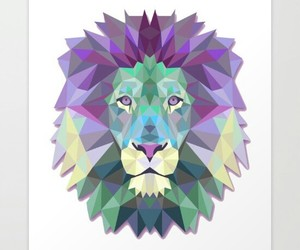 draw and lion image